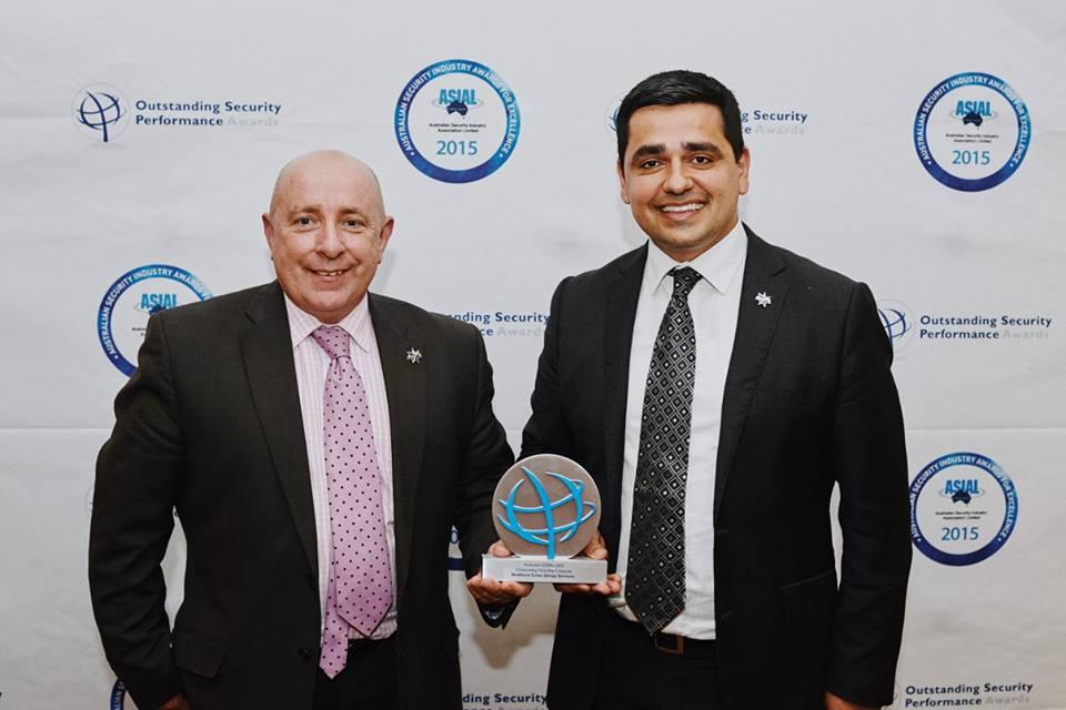 Southern Cross Group - OSPA Award