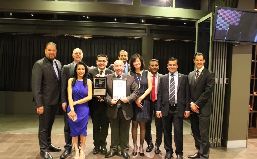 WSABE Awards - Southern Cross Group Team