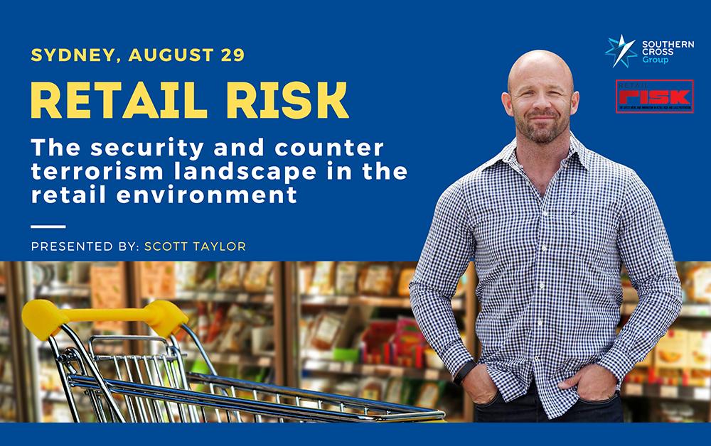 Retail Risk specialist - Scott Taylor